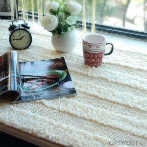 Polyester Microfiber Shaggy Carpet