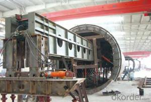 Easy Operation Tunnel Steel Formwork