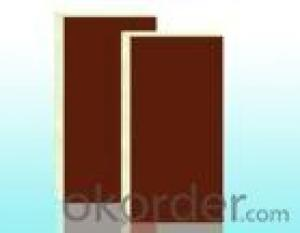 Brown Film Plywood 18mm Thickness
