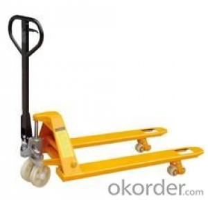 hand type forklift for warehouse