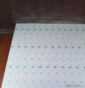 PVC Stretch Ceiling Film / Decorative Stretch Ceiling Film
