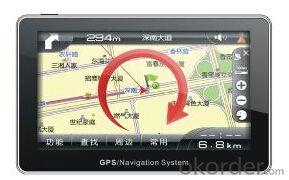 "Best 7"" Android GPS Navigation K3"
