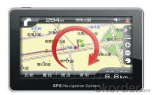 "Best 7"" Android GPS Navigation K3"