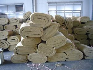 Idea Excellent quality Rock Wool Blanket 110KG For Insulation