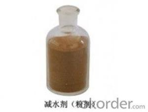Water Reducing Admixture for Concrete Admixtures