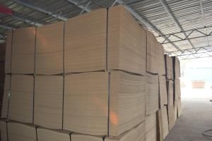 Plain Hard Board High Density Fiber Grid Back