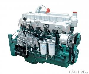 Yuchai  YC6M (160-250kW) Series Engines for Generators