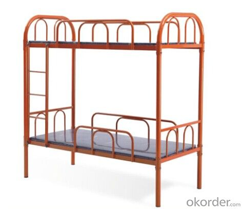 Safety Children Metal Bunk Bed