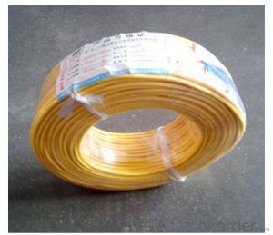 Copper conductor single core PVC insulated cable 450/750V