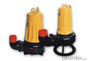 Split Submersible Sewage Pumps AS and AV Series