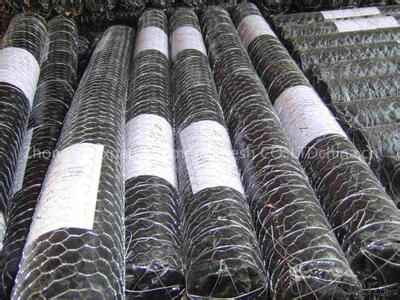 GALVANIZED HEXAGONAL WIRE MESH-BWG20 x 3/4