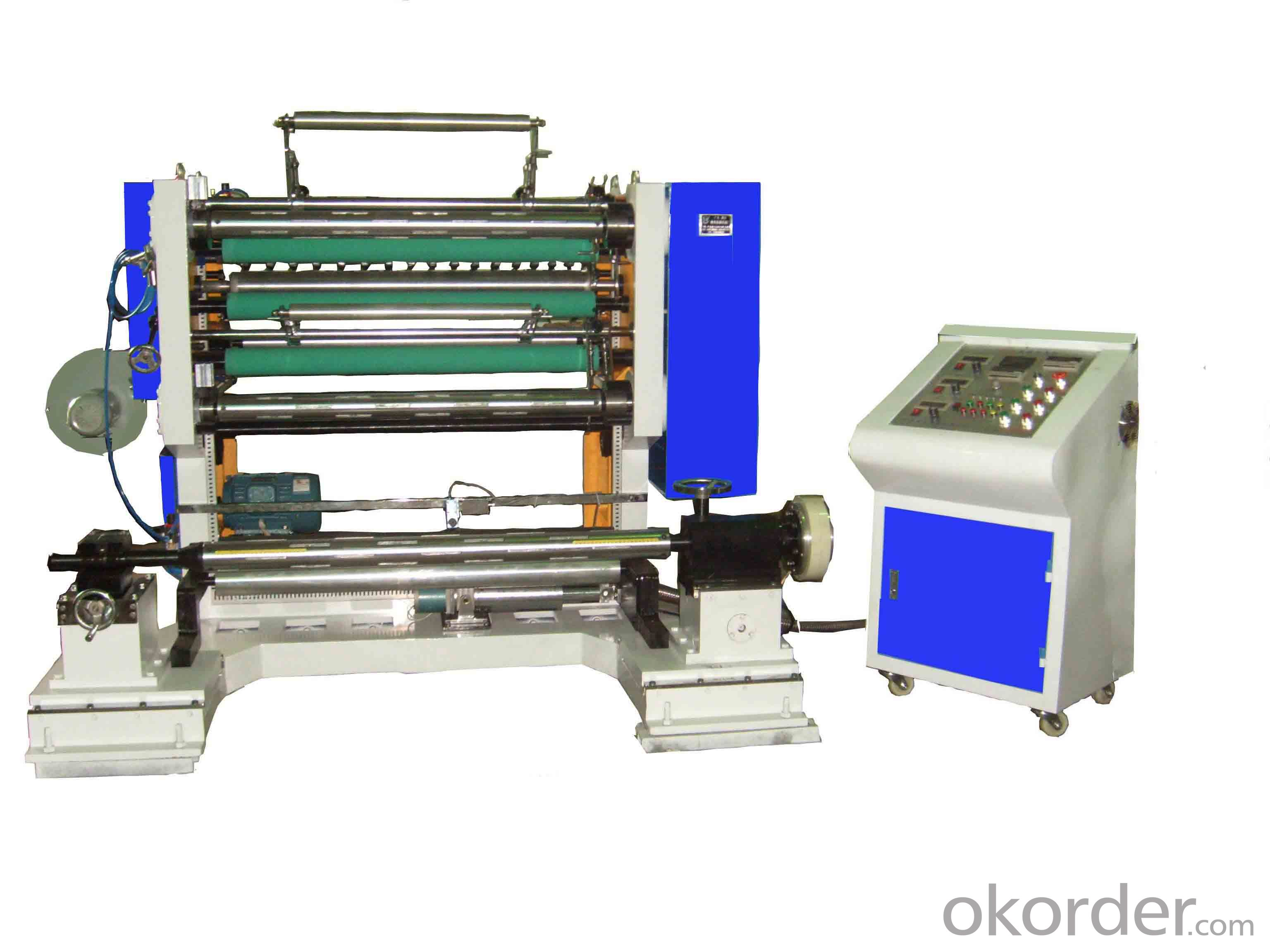 High-speed high-precise fully automatic slitting machine