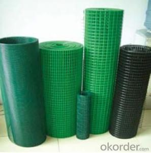 PVC Welded Wire Mesh for Ceiling-1-1/2 X 1-1/2