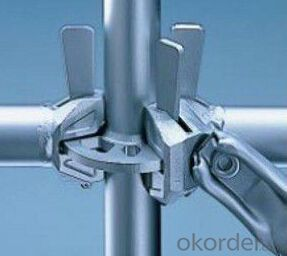 Ring-lock Steel Scaffolding System