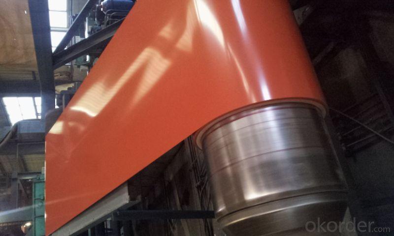 Prepainted Steel  CGCC