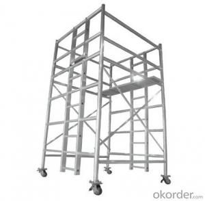 Mobile Scaffolding Aluminum System