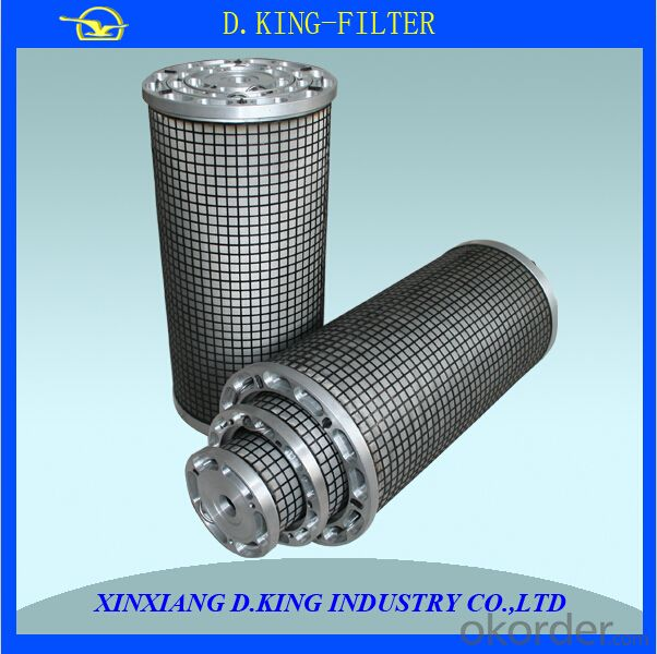 stainless steel 37 micron export to Brazil multi-stage filter