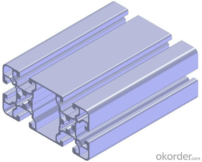 Aluminum product for profile