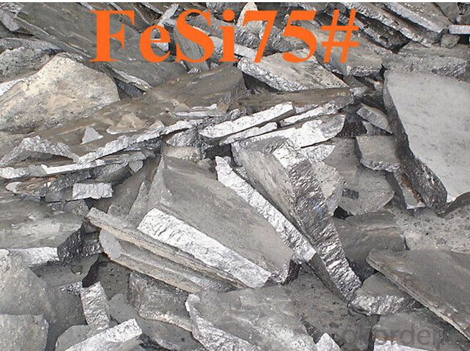 FeSi 72 For Making Ductile Cast iron