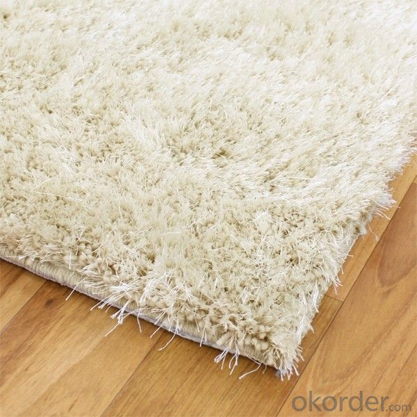Polyester Super Shaggy Carpet
