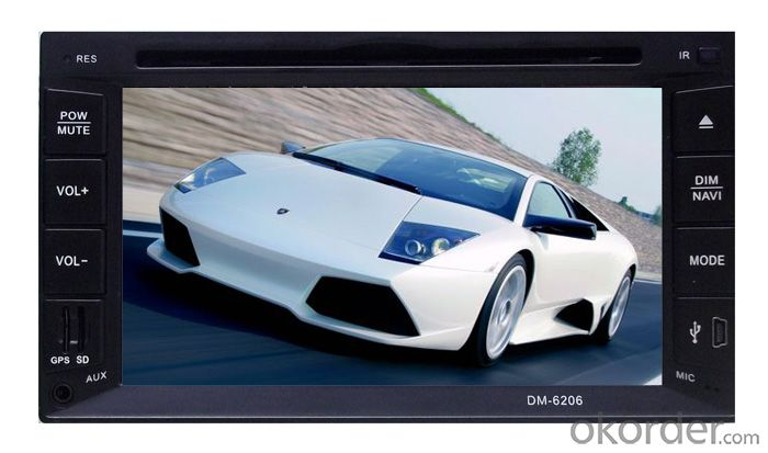 Universal CMAX-002 2014 dvd with Origina car style