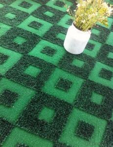 Jacquard Carpet 100% polyester needle punched Carpet
