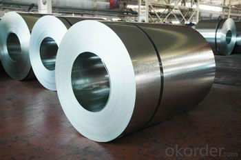 NO.1 HOT-DIP GALVANIZED STEEL COILS