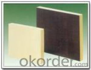 Double Film Poplar Core Plywood 21mm Thickness