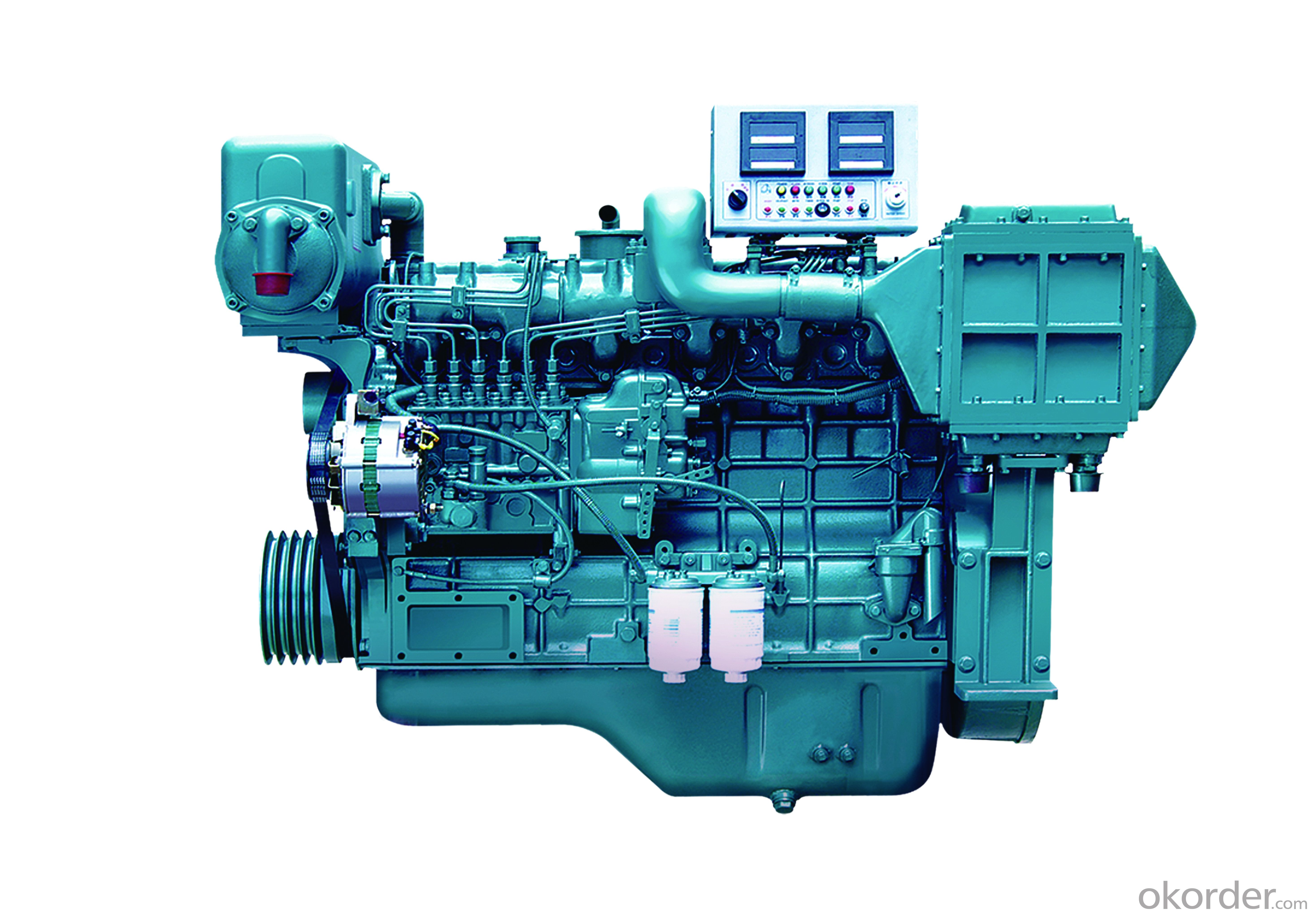 Yuchai YC6B/YC6J Series Marine Engines