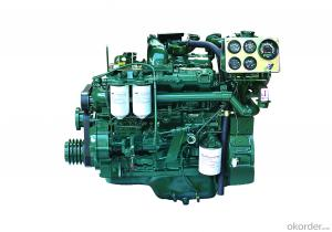Yuchai YC4D Series Marine Engines