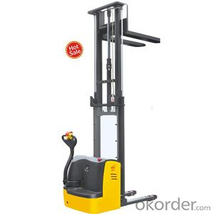 Walkie Stacker CDDR10-III/12-III
