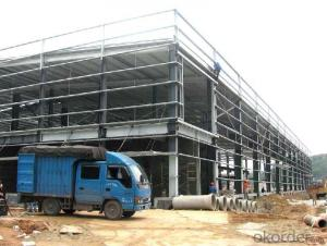 Steel structure manufacturer in China