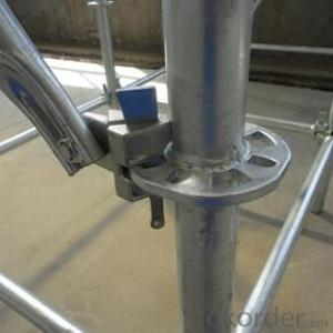 Galvanized Pipe Ring-Lock Scaffolding System