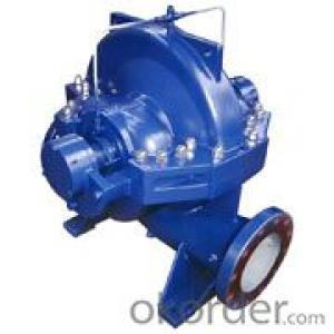 Double-suction pump