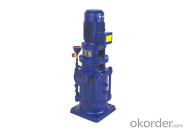Vertical Multistage Centrifugal Pumps ALD and ALD-B Series