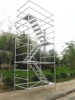 Construction Platform Tower Scaffolding
