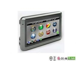 Cheap price 7.0 inch GPS Navigation Vehicle portable with free Map