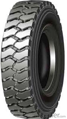 Truck and Bus radial tyre pattern 399