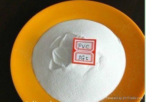 SGS TEST Polyvinyl chloride polymer SG5