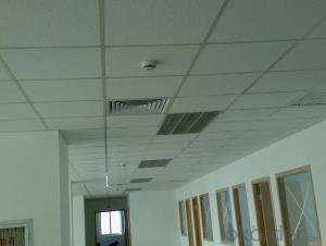 Decoration Acoustic Mineral Fiber Ceiling With Good Quality And Competitive Price