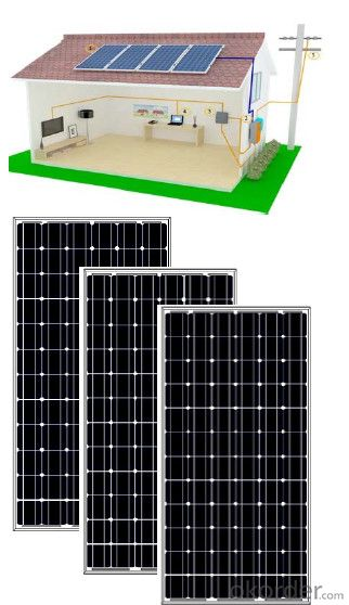 Zhenfa-AC1.68KW Solar Home System
