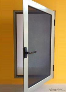 Anti Theft Screen Window and Door Manufactory