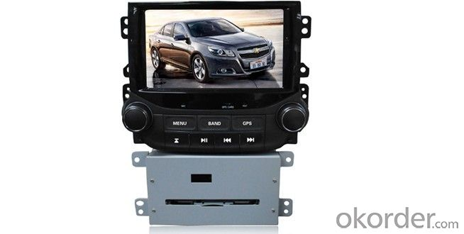 Cherry QQ  Android 4.2.2 3G 8 inch 2014 new dvd with Origina car style