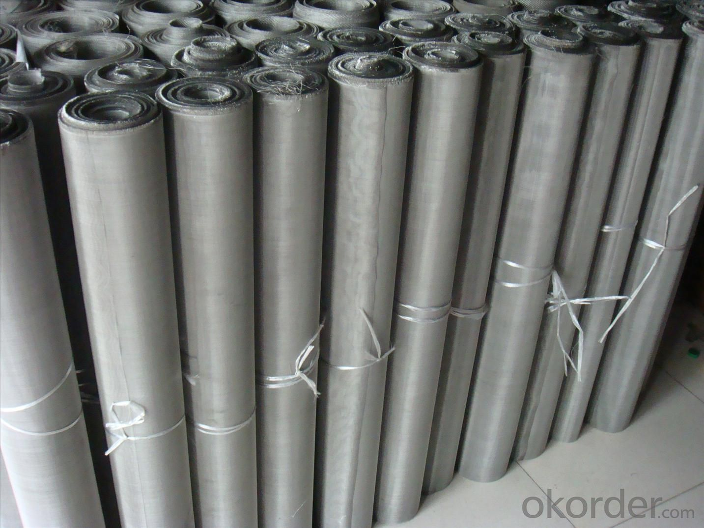 Stainless  Steel  Wire  Mesh — Best  Quality
