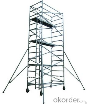 Aluminum Scaffolding Tower System
