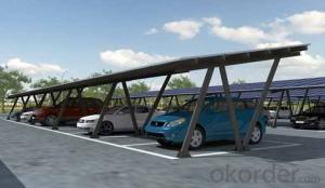 solar mounting system carport system