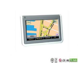 WinCE 4.3 inch GPS Portable Navigation Devices BT AVIN optional