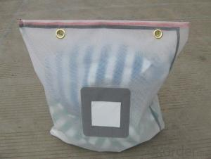 Nylon courier bag
