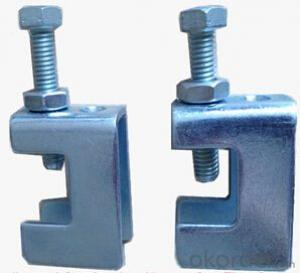 Galvanized Steel Beam Clamp