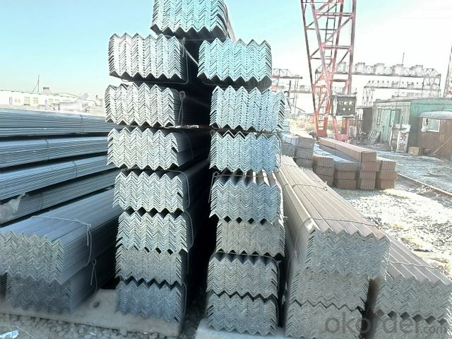 Hot Rolled Angle Steel Bars with Highest Quality